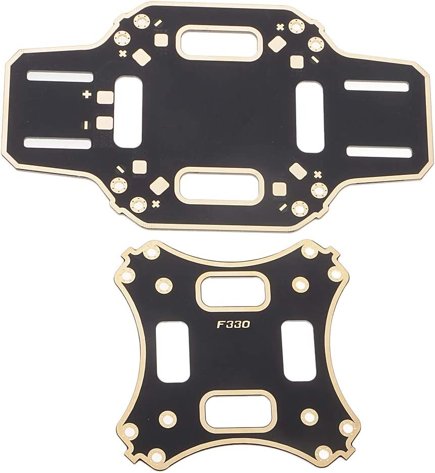 FPV Racing Drone Replacement PCB for DJI F330 Frame 2pcs F330 Quadcopter Frame
