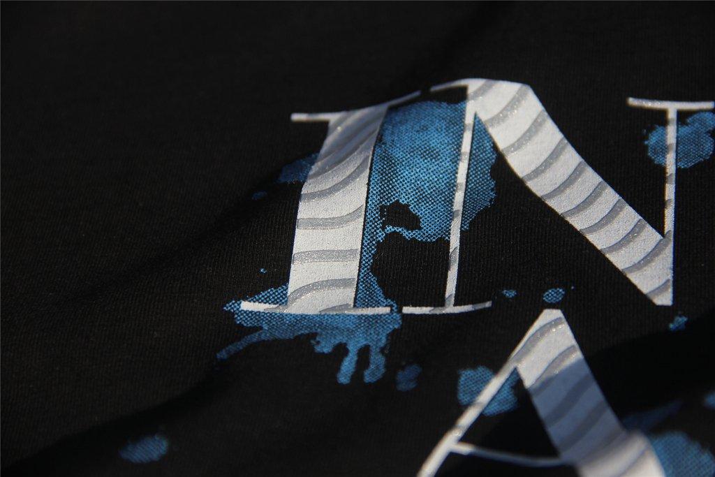 Faleto Casual Herren T-Shirt mit Print \