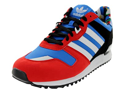 4fc163ff87510 Adidas ZX 700 Multi Mens Trainers Size 9 UK  Amazon.co.uk  Shoes   Bags