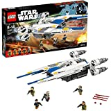 LEGO Star Wars 75155 - Set Costruzioni Rebel U-Wing Fighter
