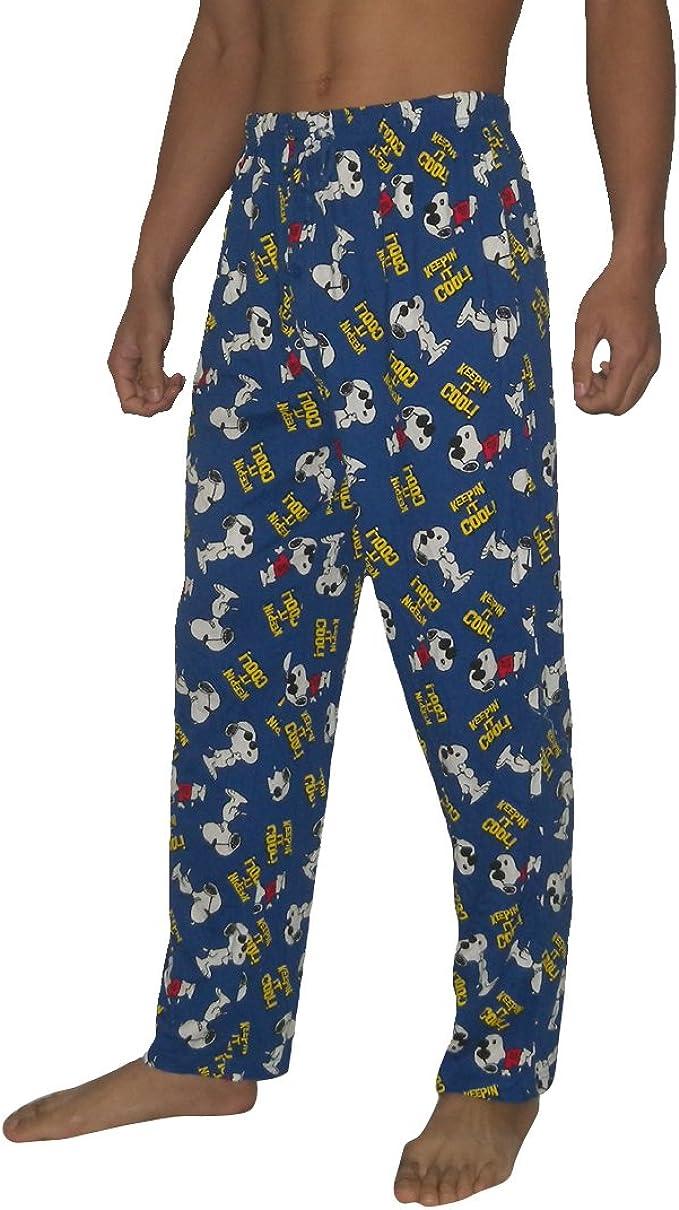Peanuts Womens Knit Pajama Pant