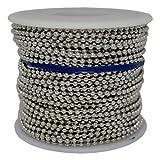 Ball Chain #6 Spool Stainless Steel 100 Feet