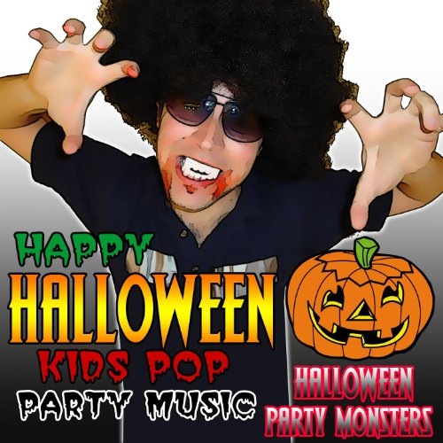 Happy Halloween Kids Pop Party Music