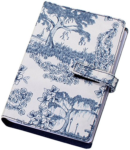 Paula Deen 20209P1 Southern Toile Everyday Coupon Holder - Planner Organizer Wallet