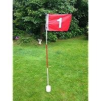 JL Golf backyard garden set Flag cup hole pin