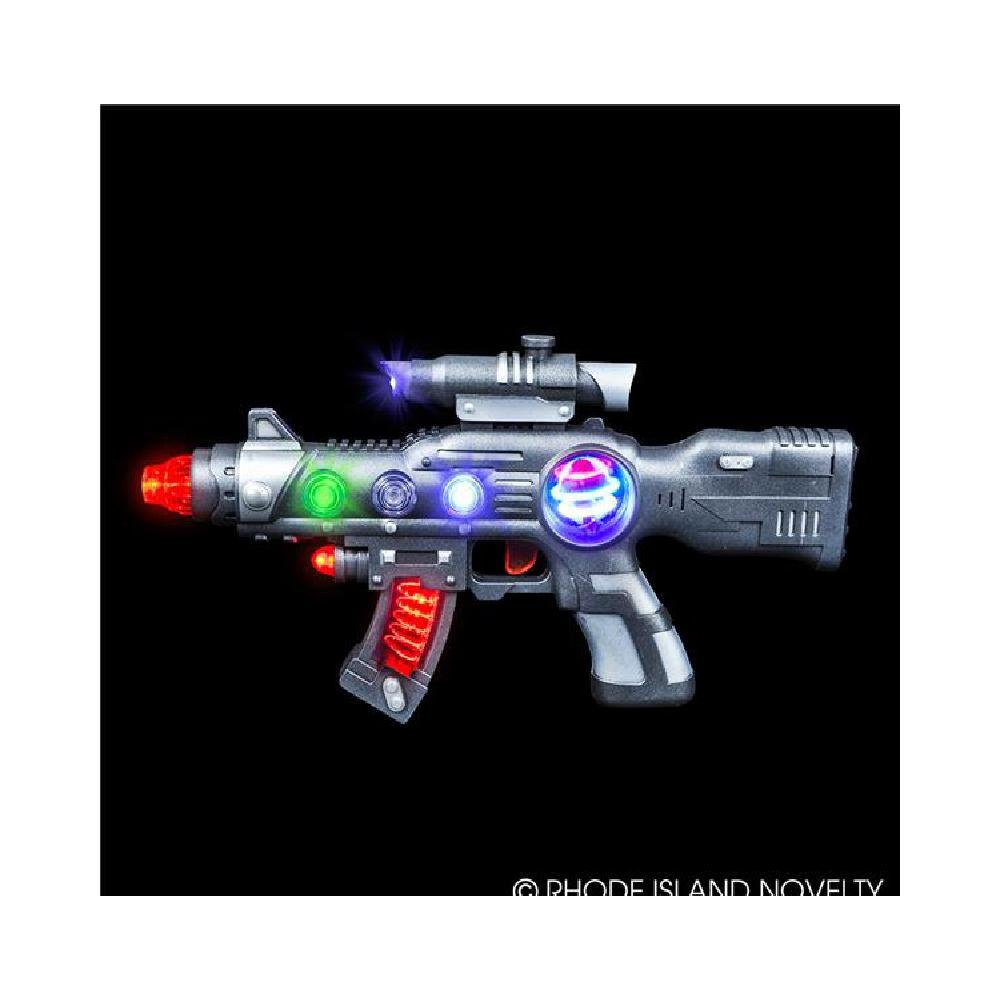 12.5'' Light-Up Spin Ball Blaster