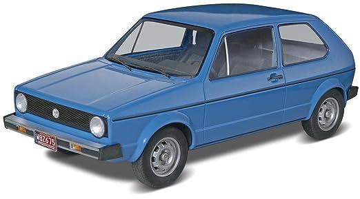 volkswagen rabbit. revell/monogram vw rabbit california wheels model kit volkswagen 8