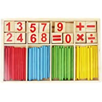 Imported Kids Wooden Counting Sticks Set-57000187MG