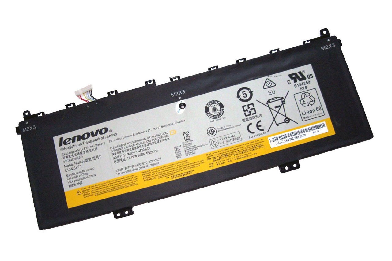 Amazon.com: New Genuine Battery For Lenovo IdeaPad Yoga 2 13 ...