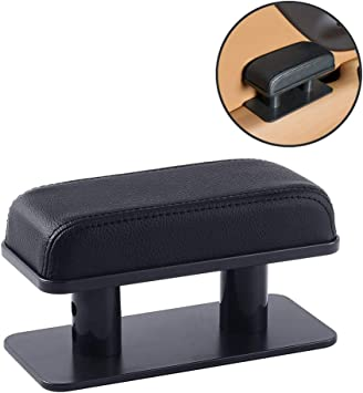 Car Armrest Cushion on Driver Door Anti-Fatigue Elbow Support Car Armrest Pad Side Adjustable Height Comfort Armrest Rest Pads MeiBoAll Car Armrest Cushion