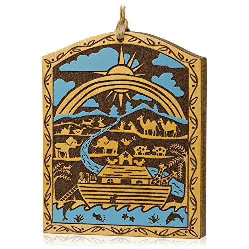 - Hallmark Keepsake Ornament Noahs Ark Wood 2015