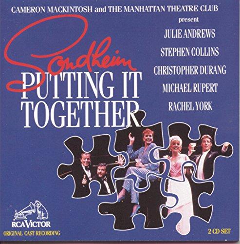 Sondheim: Putting It Together ...