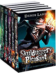 Skulduggery Pleasant Collection (Books 1 - 5) by Landy, Derek