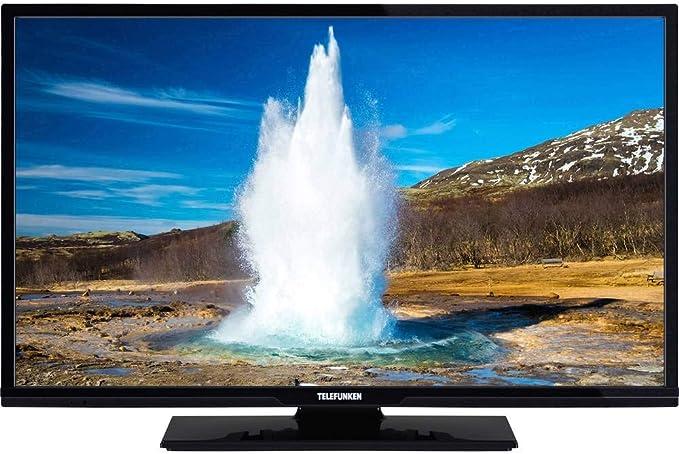 TELEFUNKEN C32F545A LED-TV 81cm 32 Zoll EEK A+ (A++: Amazon.es: Electrónica