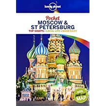 Lonely Planet Pocket Moscow & St Petersburg 1st Ed.: 1st Edition