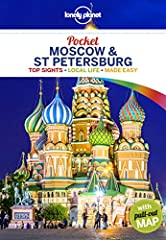 Lonely Planet: The world's leading travel guide publisher Lonely Planet Pocket Moscow & St Petersburg is your passport to the most relevant, up-to-date advice on what to see and skip, and what hidden discoveries await you. Gawk at Red Squ...