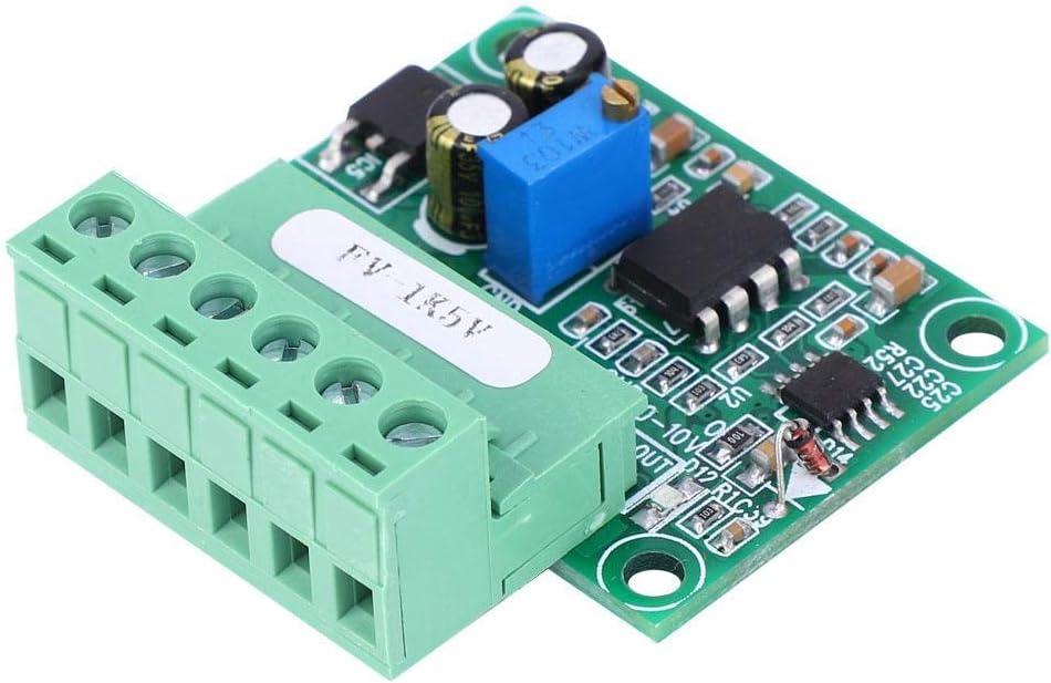 Convertisseur Signal F//V Module dInverseur FV-1KHz5V ModuleConversion Fr/équence /à Tension de 0-1KHz /à 0-5V