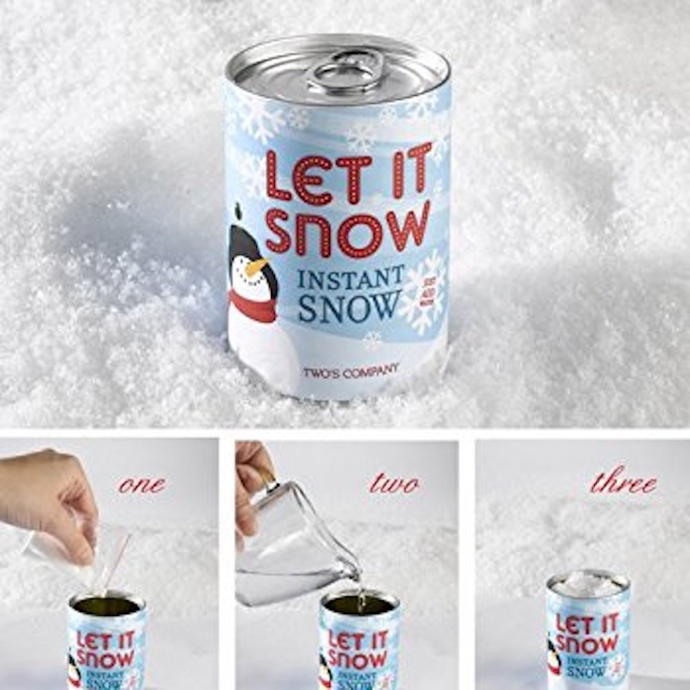 Two's Company Instant Magic Snow in Can