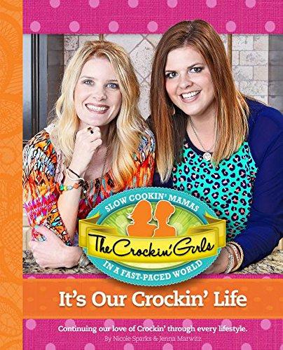 crock pot girls cookbook - 1