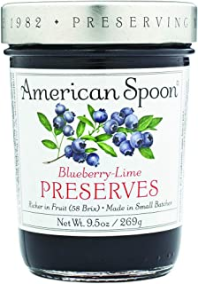 product image for American Spoon Foods Blueberry Lime Preserves Pack of 4