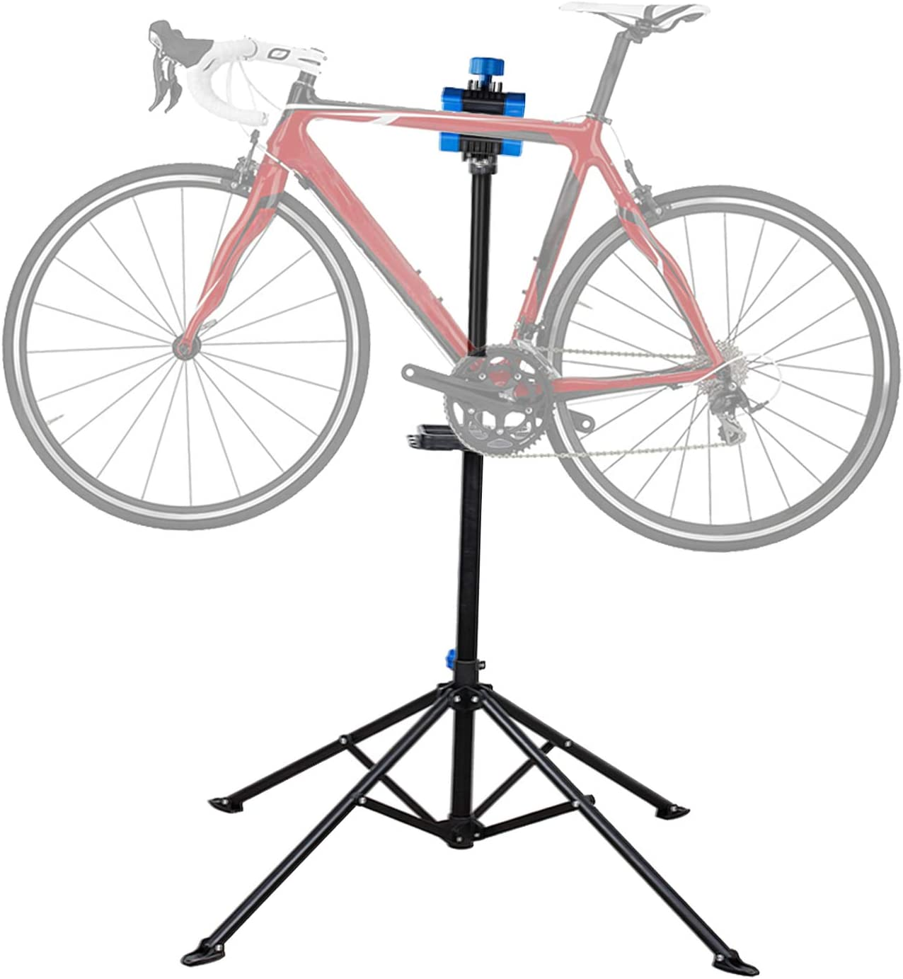 Topeak Two Up Tune Up Bike Stand Storage /& Repair w// Accessories /& Folding Base