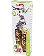 Zolux Crunchy Stick Friandise pour Lapin Carotte/Betterave 115 g