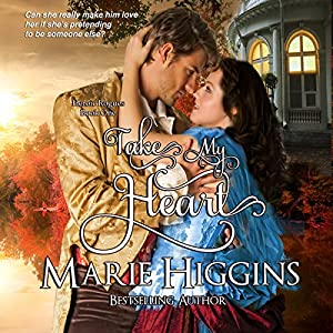 Take My Heart Audiobook