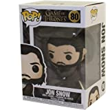 POP! GAMES OF THRONES - JON SNOW - #80