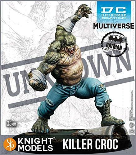 e: Killer Croc (2nd Edition) (Resin) ()