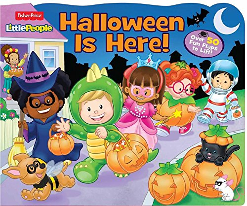 Fisher Price Little People Halloween Is Here!: Over