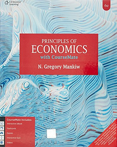 Price comparison product image Principles of Economics with Course Mate-International Economy Edition