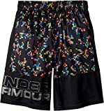 Under Armour Kids Boy's Instinct Printed Shorts