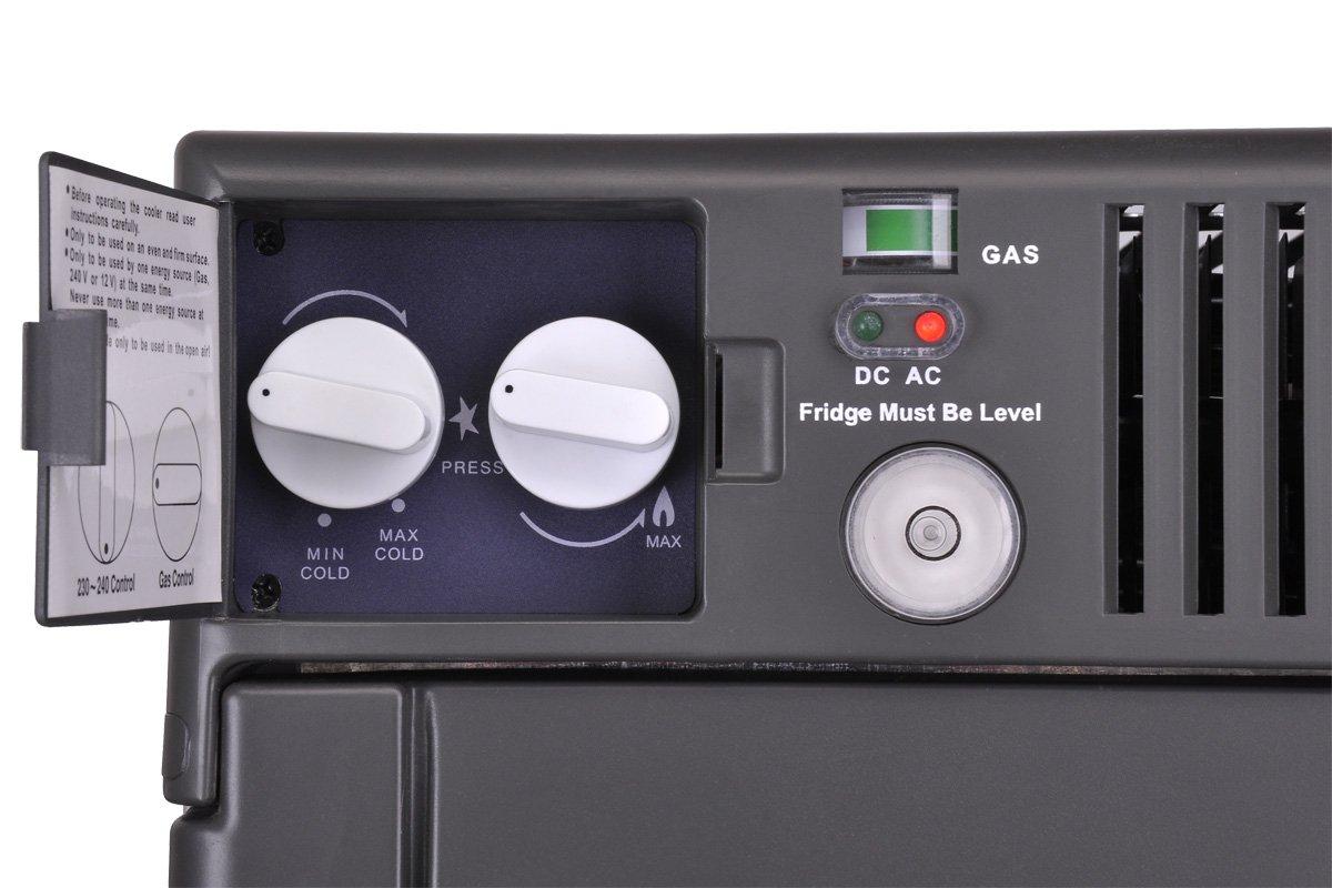 Nevera portátil de gas Teesa TSA5003, 42 litros: Amazon.es: Coche ...