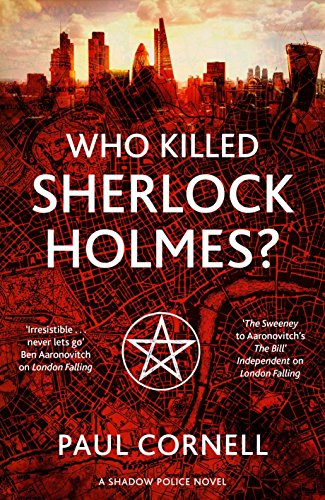 Who Killed Sherlock Holmes? (Shadow Police)