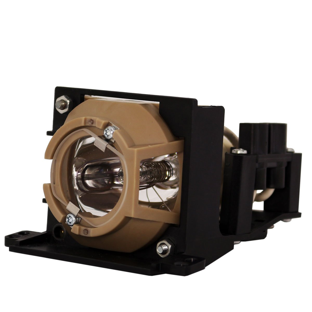 SpArc 交換用プロジェクターランプ 囲い/電球付き Sharp PG-M15X用 Platinum (Brighter/Durable) B07MPWR88M Lamp with Housing Platinum (Brighter/Durable)