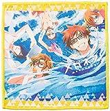 Meganebu! Microfiber towel design 02