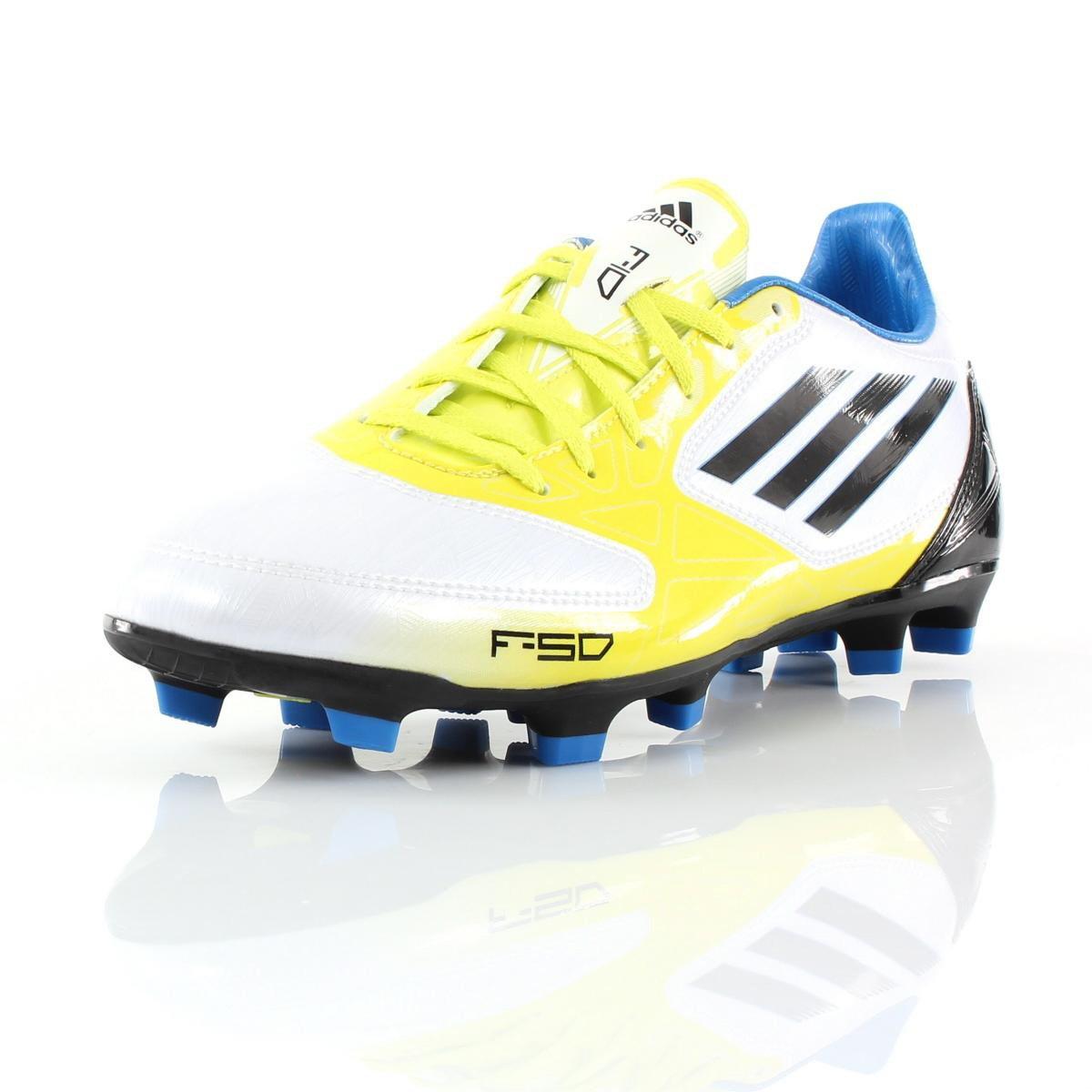 Adidas F10 TRX FG weiss Gr.42