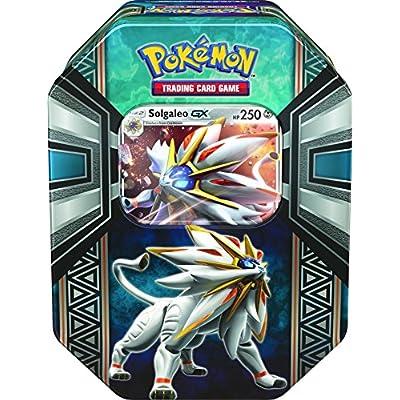 Pokemon TCG Legends of Alola Tin Card Game, Solgaleo GX or Lunala GX - 4011087 , B01N5HEC7S , 454_B01N5HEC7S , 16.06 , Pokemon-TCG-Legends-of-Alola-Tin-Card-Game-Solgaleo-GX-or-Lunala-GX-454_B01N5HEC7S , usexpress.vn , Pokemon TCG Legends of Alola Tin Card Game, Solgaleo GX or Lunala GX