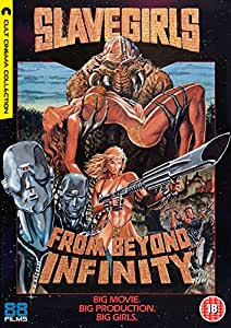 Grindhouse 3 - Slave Girls From Beyond Infinity [Non USA PAL Format]