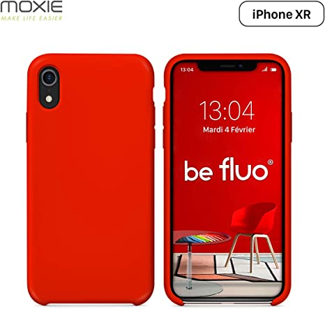 Amazon.it: cover iphone xr rossa