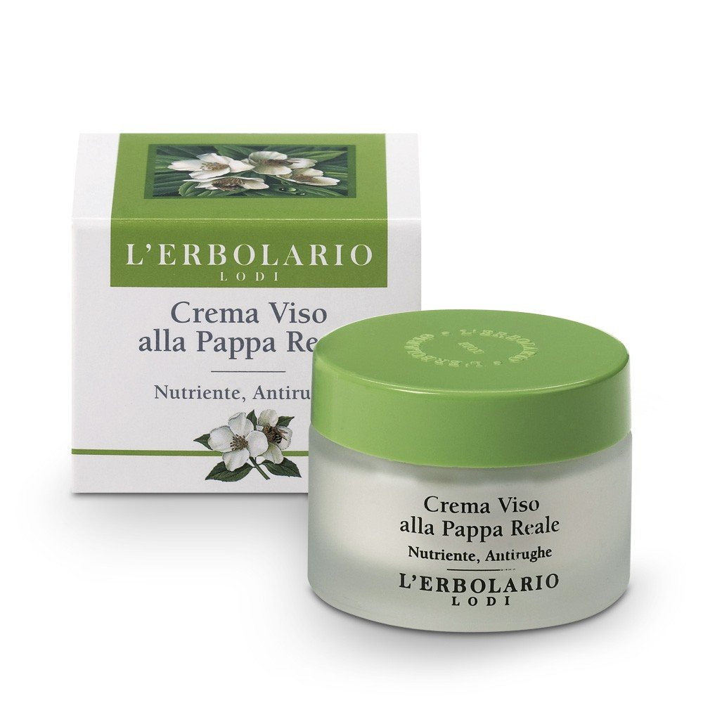 Pappa Reale (Royal Jelly) Cream Wrinkle Reducer by L'Erbolario Lodi