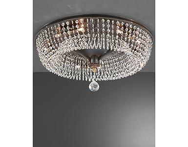 Plafoniere Con Animali : La lampada cono di cristallo plafoniera a soffitto