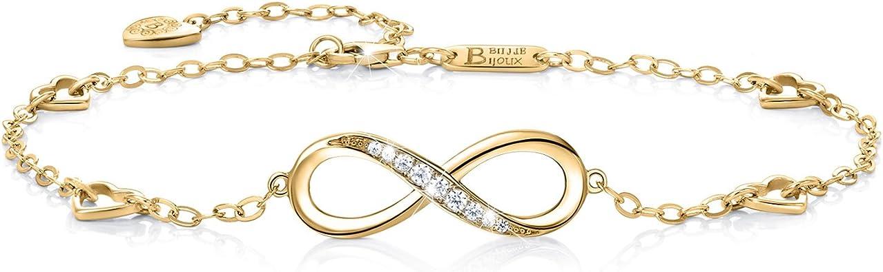 Billie Bijoux Infinity Unendlichkeit Symbol Damen
