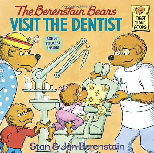 The Berenstain Bears Visit the Dentist (About A Boy Characters)
