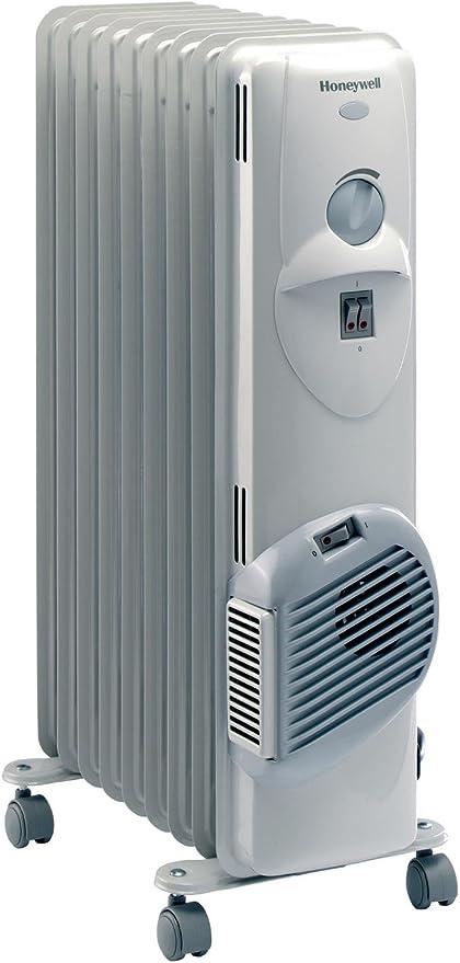 Honeywell HR-40920FE - Radiador de aceite (2000 W): Amazon.es: Hogar