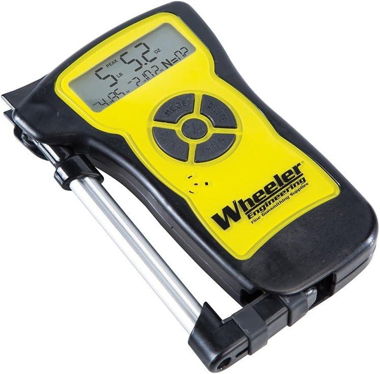 Wheeler/ /Digital Profesional Medidor de gatillo/ /provascatti electr/ónico.