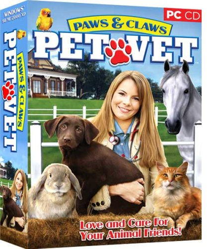 Paws & Claws Pet Vet - PC