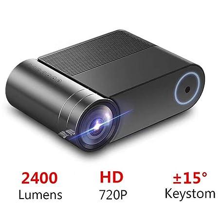 Proyector WiFi, proyector de Video LED, teléfono Inteligente con ...