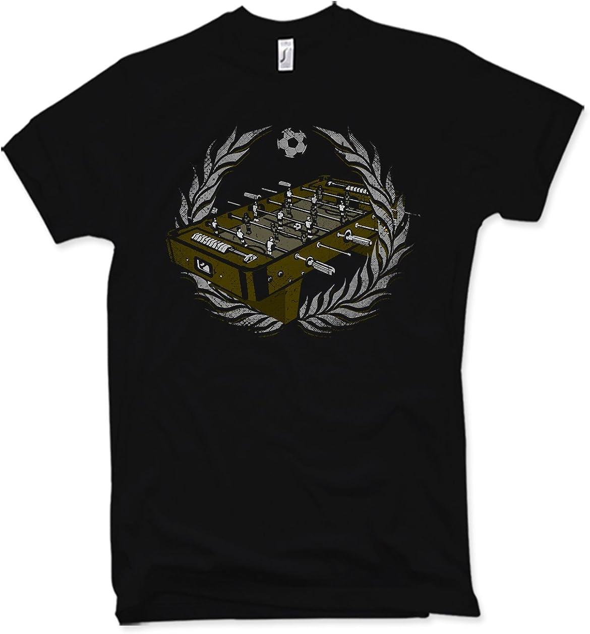NG articlezz Camiseta Futbolín de Mesa Oldschool Camiseta de Equipo de Soccer Talla s-5xl: Amazon.es: Ropa y accesorios