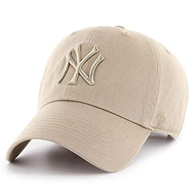 587e470b955 Image Unavailable. Image not available for. Colour   47 Brand MLB New York  Yankees Clean Up ...